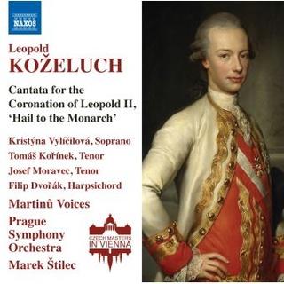 Leopold KOZELUCH ou KOTZELUCH ou KOZELUH 1747-1818 - Page 3 Cantat10