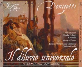 Il Diluvio universale - Le Déluge universel - Donizetti Capa13
