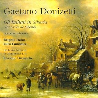 Gli Esiliati in Siberia - Donizetti Capa17
