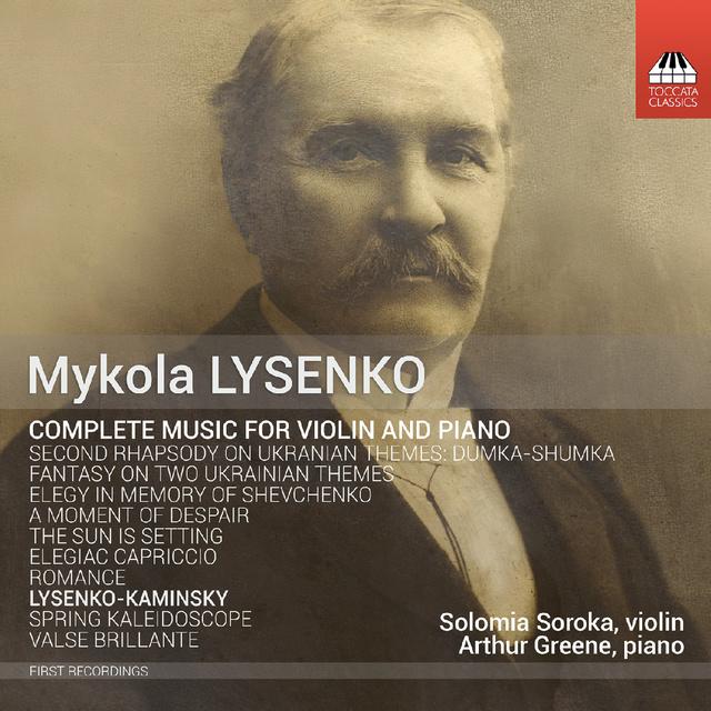 Mykola LYSSENKO (Lysenko) (1842-1912) Cover21