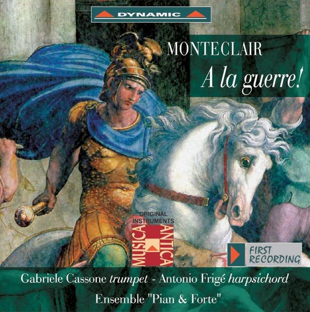 Michel Pignolet de Montéclair (1667-1737) Cover25