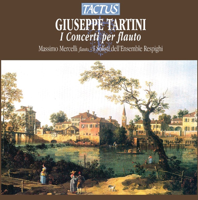 Giuseppe Tartini (1692-1770) Cover34