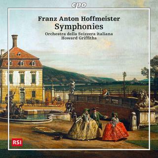 Franz Anton HOFFMEISTER (1754-1812) Cover410