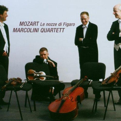 Les Noces de Figaro pour quatuor à cordes Folder21