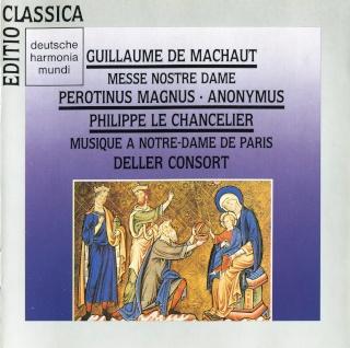 Guillaume de Machaut (vers 1300-1377) Front14
