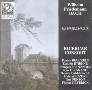 Wilhelm Friedmann Bach (1710-1784) Front15