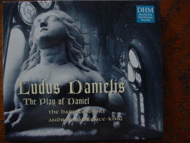 Le Jeu de Daniel (auteur anonyme du 12ème siècle) L_00110