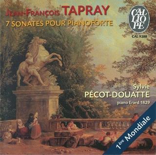 Jean-François Tapray (1737 / 1738 - 1810 / 1819) Sylvie10
