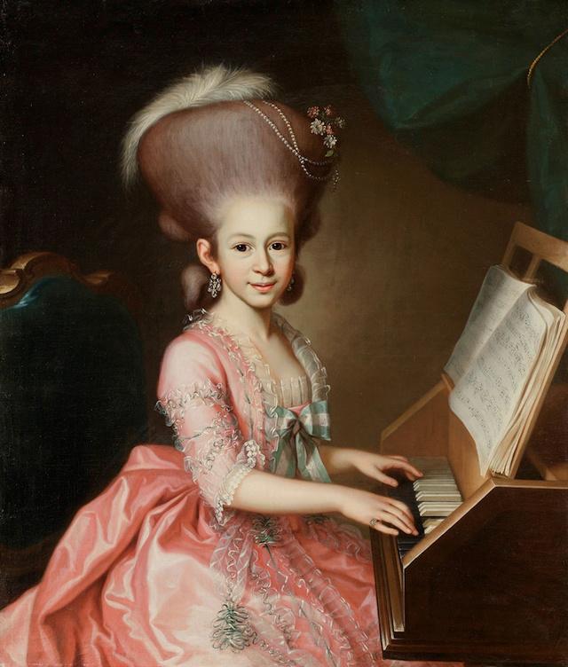 peinture : Georg Anton Abraham URLAUB (1744-1786) Tqlnuu10