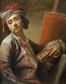 peinture : Georg Anton URLAUB (1713-1759) Urlaub10