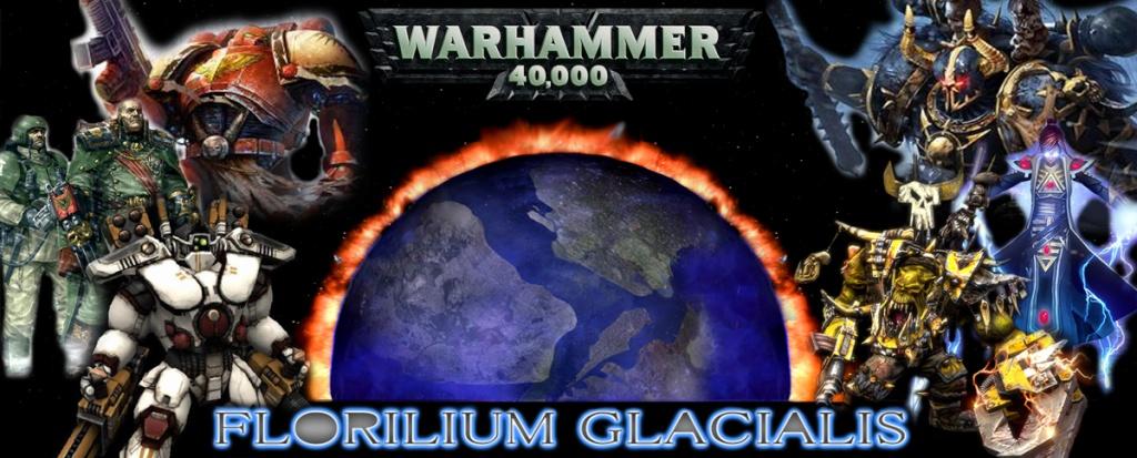 Warhammer 40k-campagne Florilium Glacialis