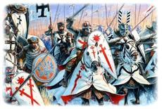 """Ordo Sanctae Mariae Teutonicorum <span style=""""font-size: 10px;"""">et</span> Fratres militi&#230; Christi Livoniae"""