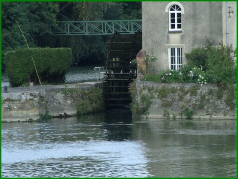 Maine et Loire (49) Durtal / moulin Durtal10