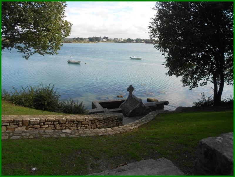 Morbihan (56) Saint Cado / fontaines Saint_11