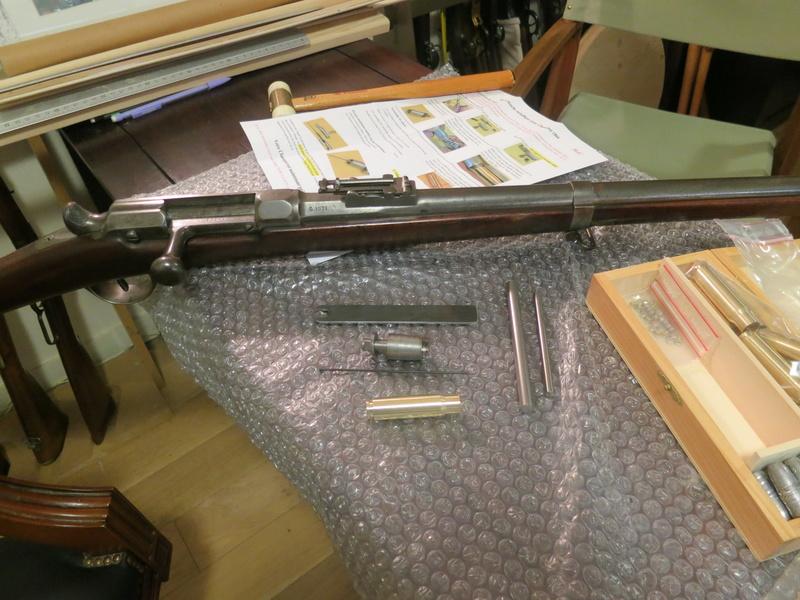 Cartouche métallique pour ...CHASSEPOT (Kit H & C) Img_5110