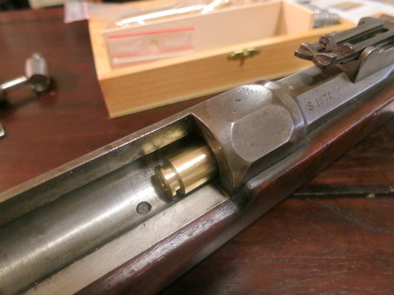 Cartouche métallique pour ...CHASSEPOT (Kit H & C) Img_5116