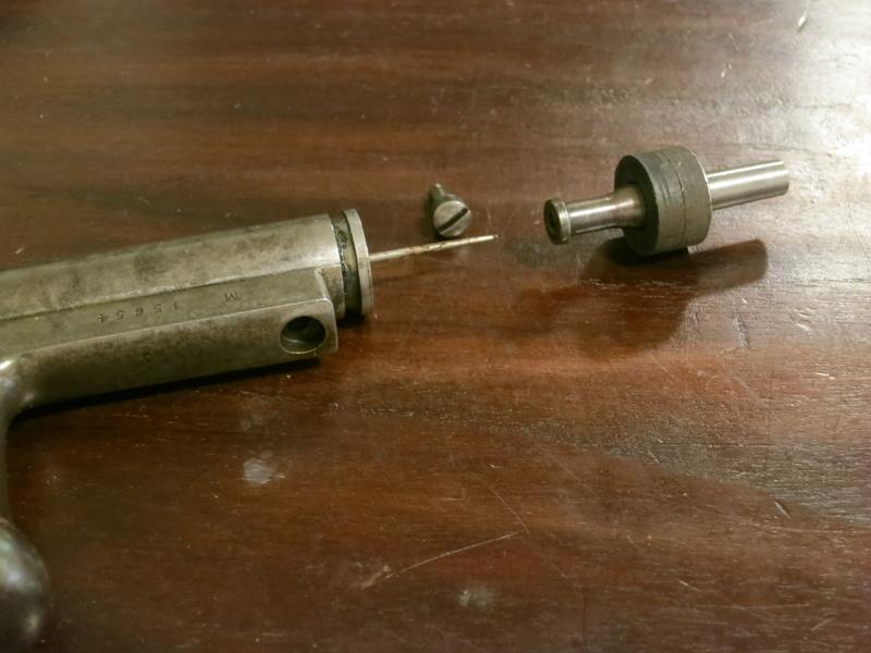 Cartouche métallique pour ...CHASSEPOT (Kit H & C) Img_5117