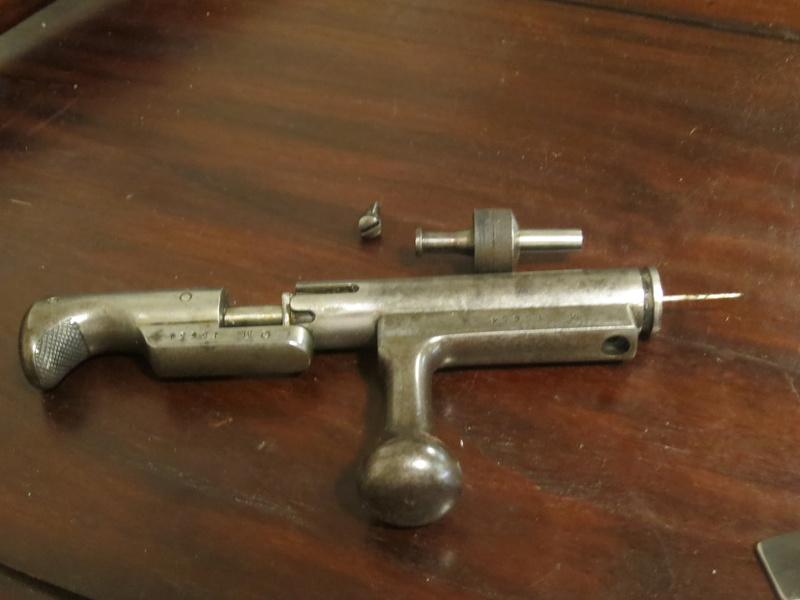 Cartouche métallique pour ...CHASSEPOT (Kit H & C) Img_5118
