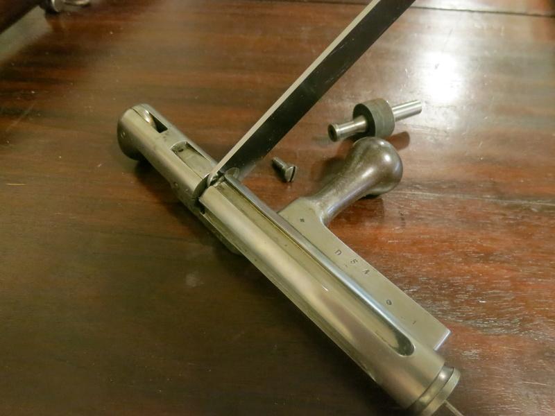 Cartouche métallique pour ...CHASSEPOT (Kit H & C) Img_5120