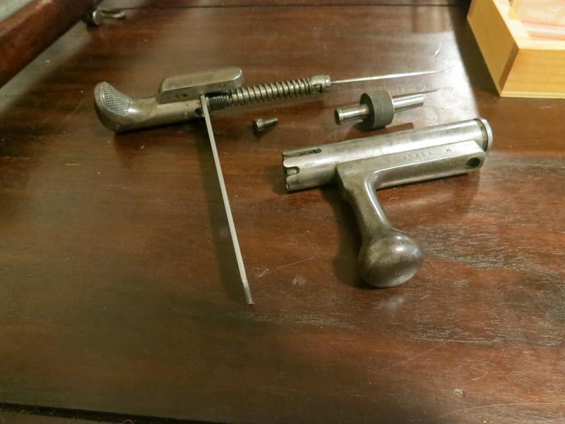 Cartouche métallique pour ...CHASSEPOT (Kit H & C) Img_5121