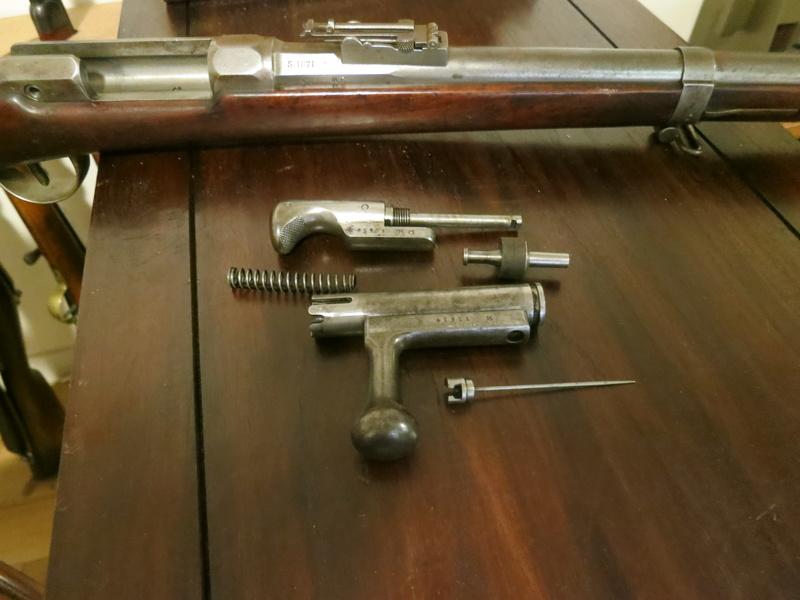 Cartouche métallique pour ...CHASSEPOT (Kit H & C) Img_5123