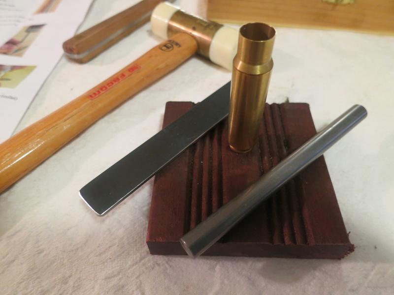 Cartouche métallique pour ...CHASSEPOT (Kit H & C) Img_5330