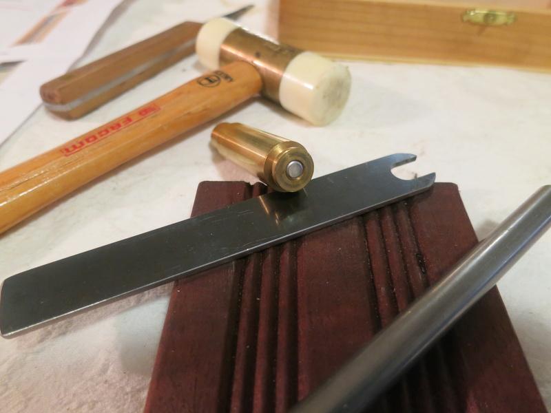 Cartouche métallique pour ...CHASSEPOT (Kit H & C) Img_5331