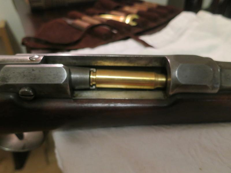 Cartouche métallique pour ...CHASSEPOT (Kit H & C) Img_5333