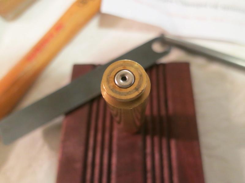 Cartouche métallique pour ...CHASSEPOT (Kit H & C) Img_5334