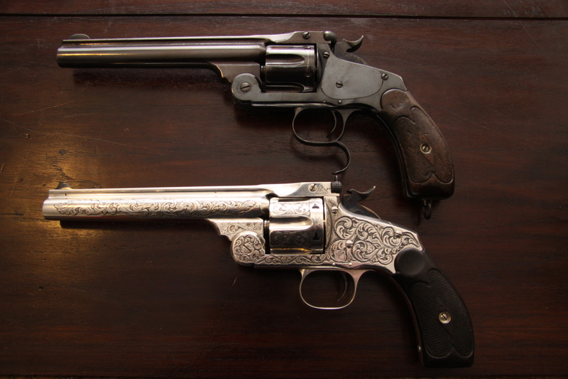 Smith & Wesson N°3 New Model - Page 2 Img_5614
