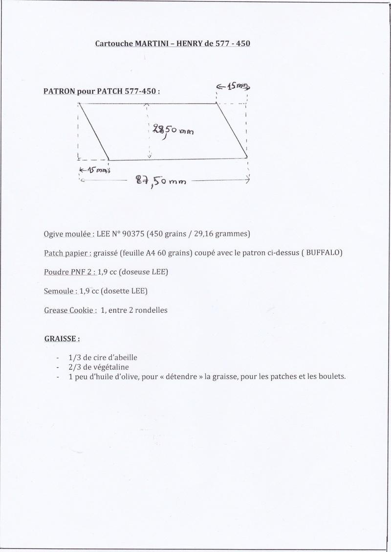 former des douilles et recharger du 577/450 Martini Henry  - Page 2 Martin10