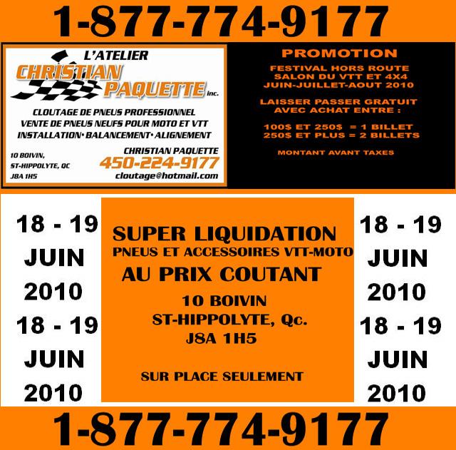 SUPER LIQUIDATION DE PNEUS MOTO ET VTT...Jusqu'au 25 juin 2010 Promo_10
