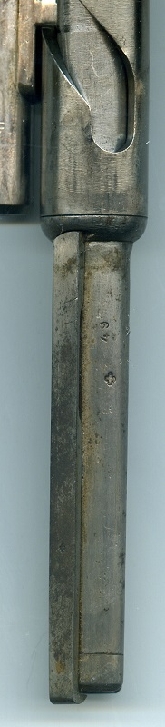 Schmidt Rubin 1889 trouvé dans un grenier - Page 2 Culass10