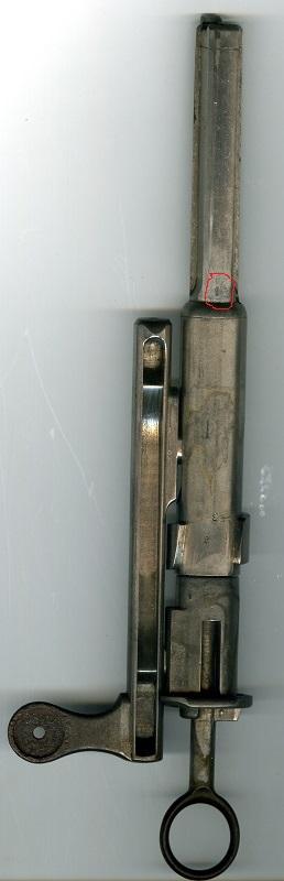 Schmidt Rubin 1889 trouvé dans un grenier - Page 2 Culass11