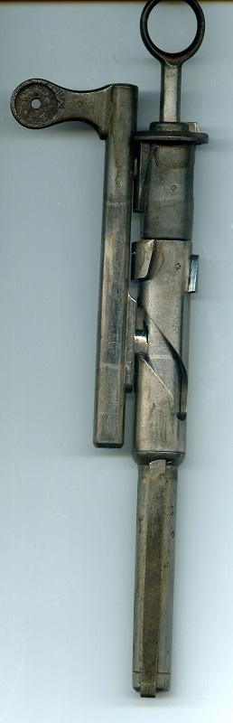 Schmidt Rubin 1889 trouvé dans un grenier - Page 2 Culass12