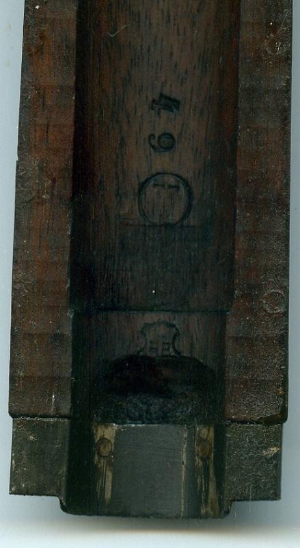 Schmidt Rubin 1889 trouvé dans un grenier File0027