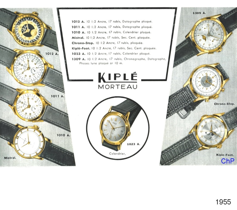 Kiplé montres vintage françaises dans l'ombre des Lip et Yema - Page 2 Kiplac10