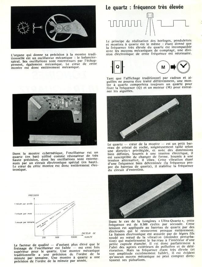 Longines Ultra-Quartz, les débuts du quartz... - Page 3 Longin11