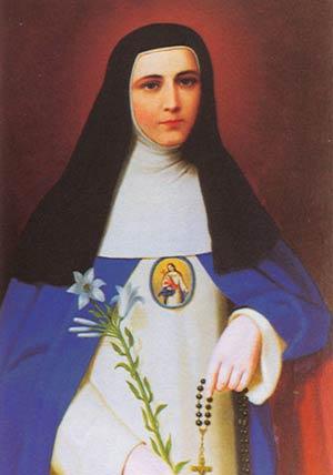 Prophétie de Notre Dame à Quito Mare_m10