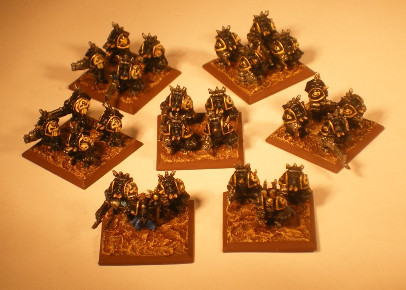 Le Duc - Black Legion 3000 points Elu110