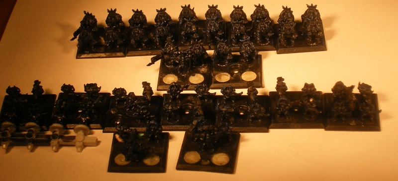 Le Duc - Black Legion 3000 points Phase210