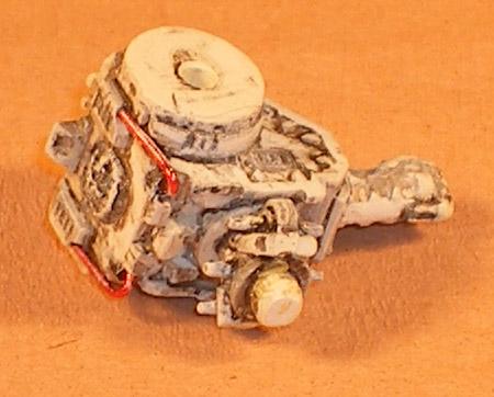 scratchbuild defiler Tourel13
