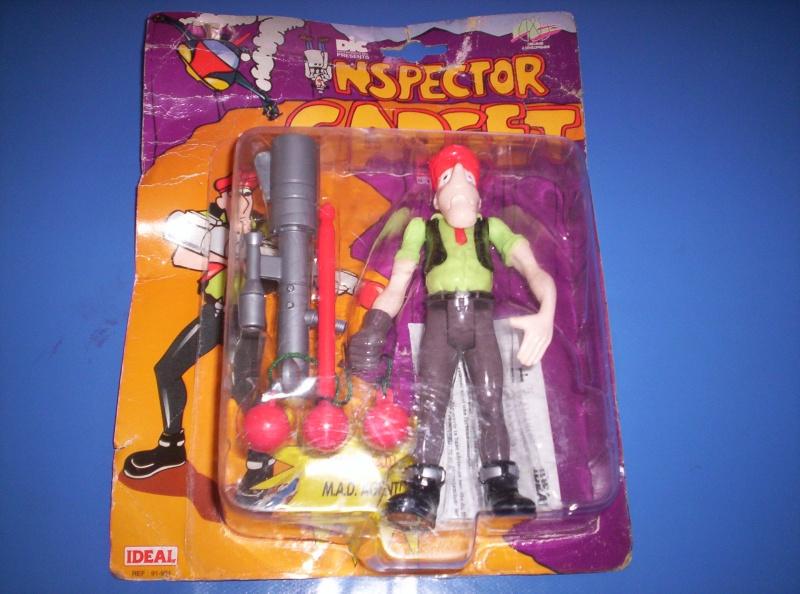 Figurines Inspecteur Gadget 100_4141