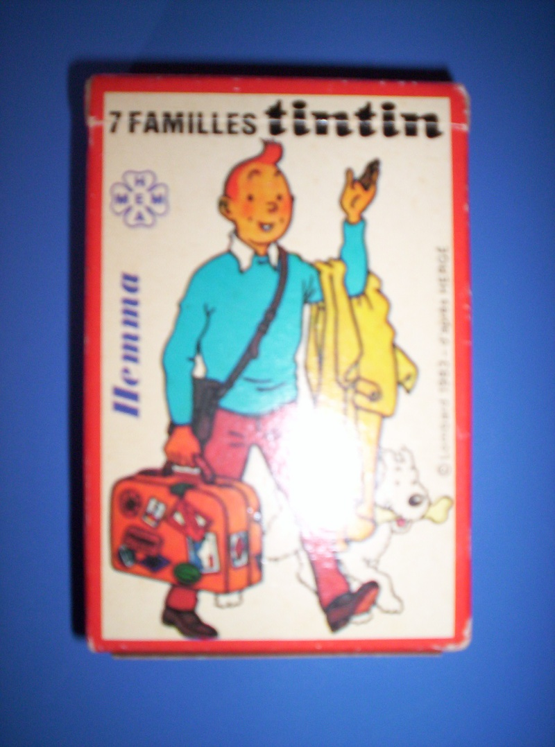 jeu de 7 familles tintin 100_4216