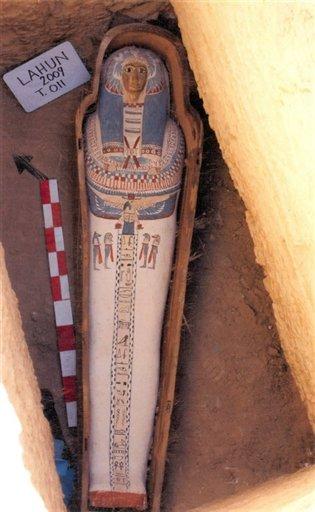 Egypte: des dizaines de momies découvertes dans une nécropole antique 111