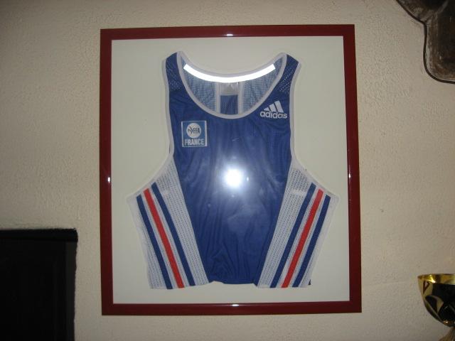 L'amour du maillot de l'equipe de FRANCE 00112