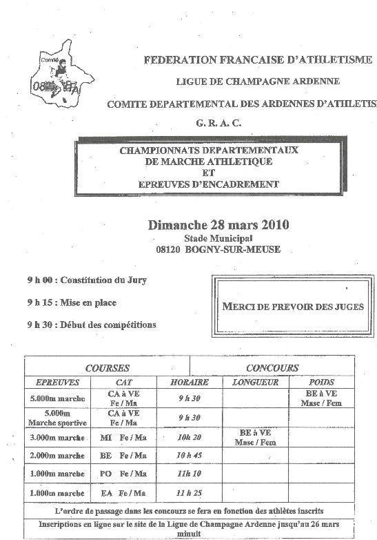 28 mars à BOGNY en ARDENNE CHAMPAGNE Compet12