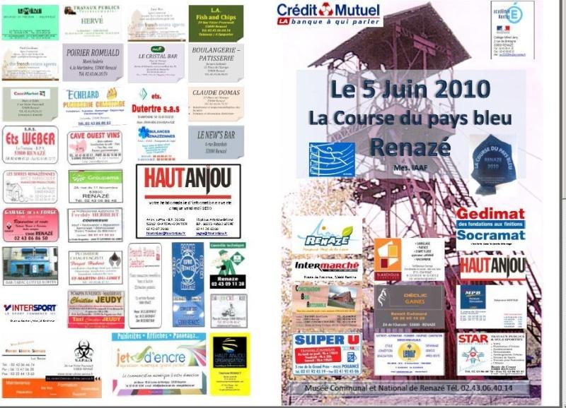 La course du pays bleu le 20 juin Course10