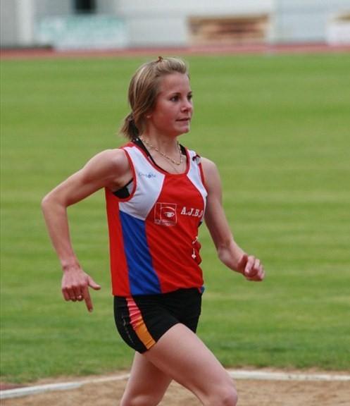 Marcheuse de l'année 2010 Emilie12