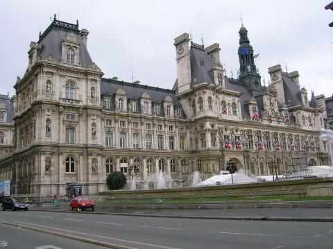 le PARIS COLMAR vue par un marcheur équipé d'un numerique Hoteld10